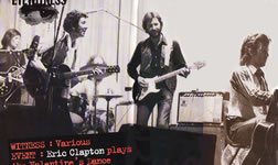 Cranleigh village valentines dance 1977 with Eric Clapton and Ronnie Lane